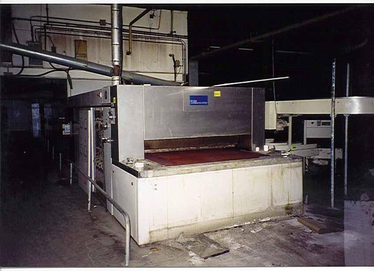 Den Boer PRESIDENT Gaas band oven