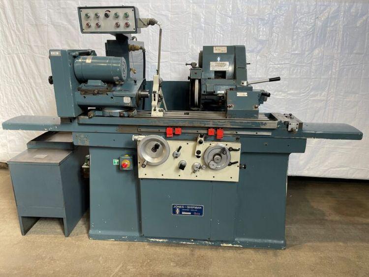 Jones & Shipman 1300 EIU Universal Cylindrical Grinder