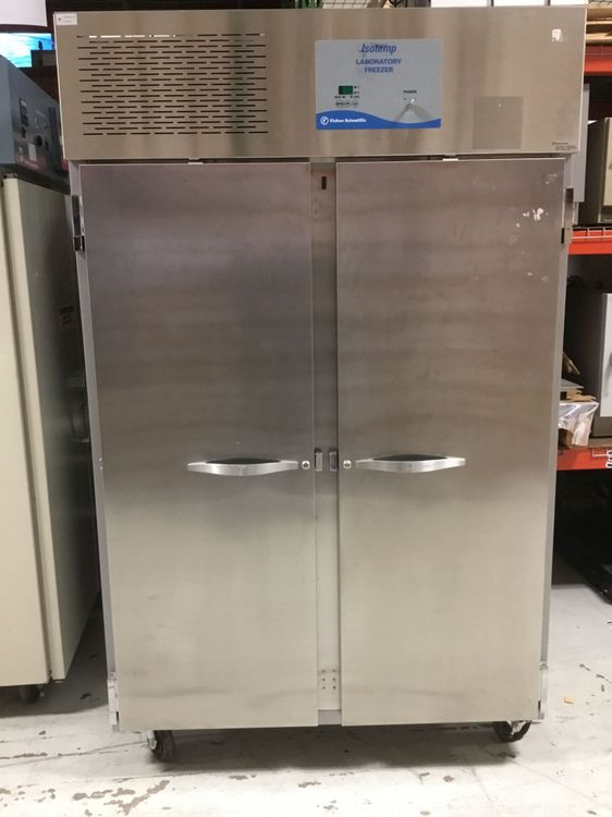 Fisher Scientific 13-986-247F -20C Double Door Freezer