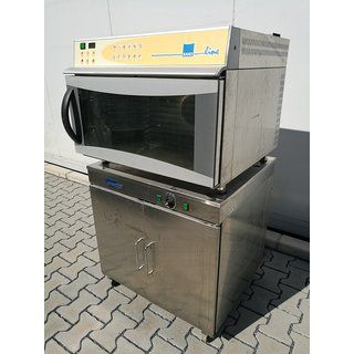 Wiesheu Zibo-P 64 in-store baking oven