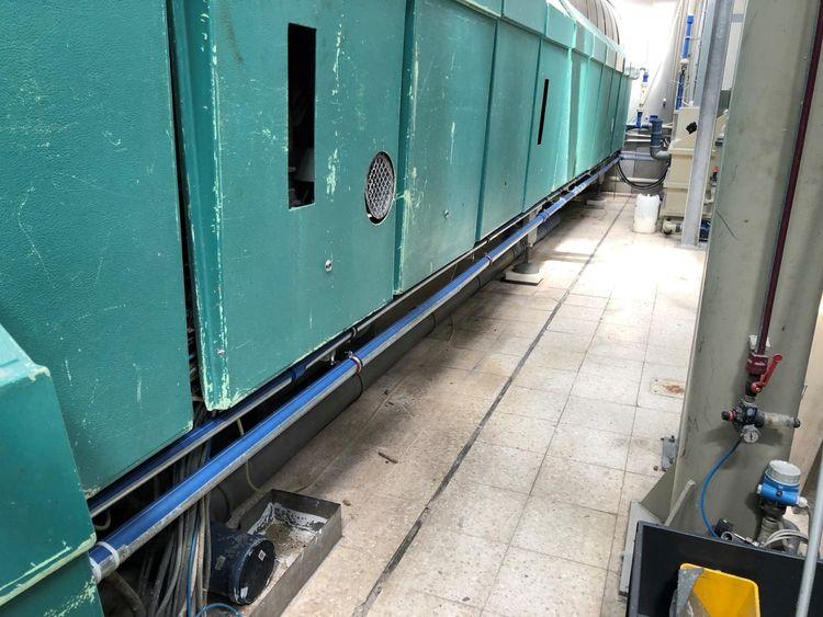 Lavatec tunnelwasher system Tunnelwasher LT50x18