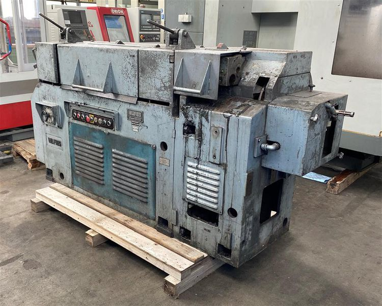 Wafios RS 41 Wire Straightening and Cutting MachineWire Straightening and Cutting Machine