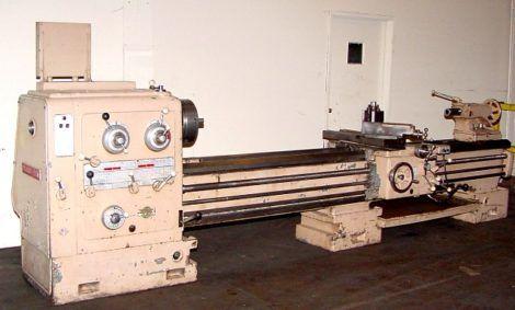Pasquino-Milano GAP BED ENGINE LATHE 1200 rpm