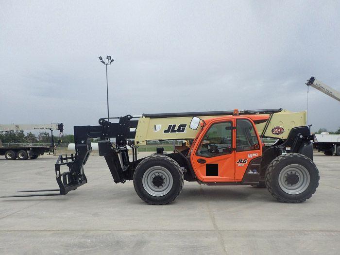 JLG 1255 35,100 lbs