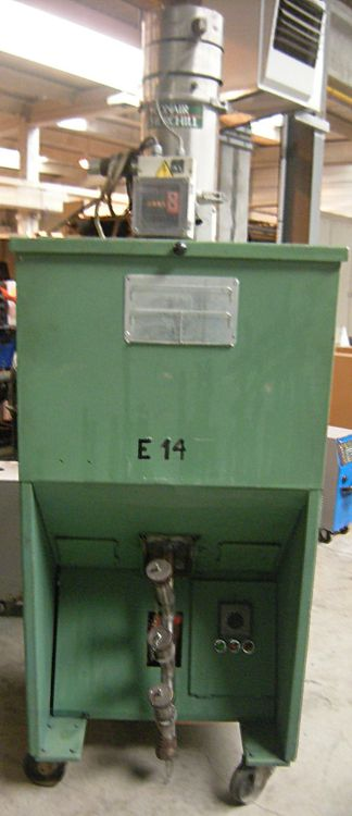 Gerco W-200, Drying oven