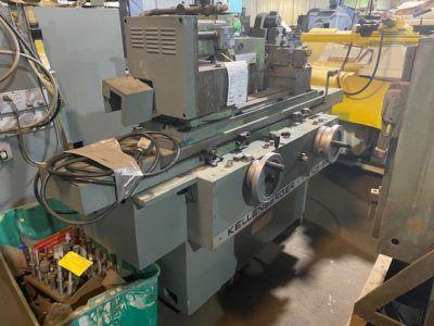 Kellenberger R125-600 Cylindrical OD Grinder