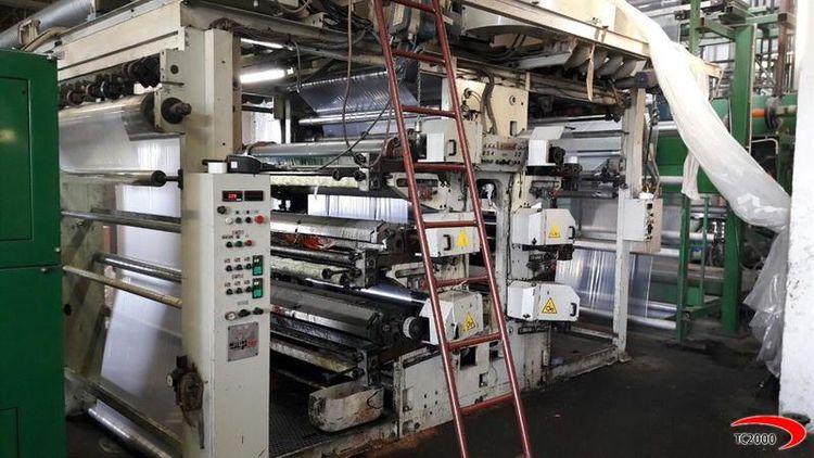 CMF Flexo Stack Printing Machine 6 1600 mm