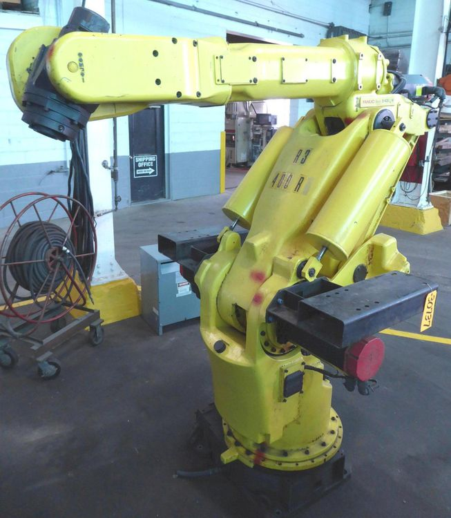 Fanuc S-420iW 6 Axis