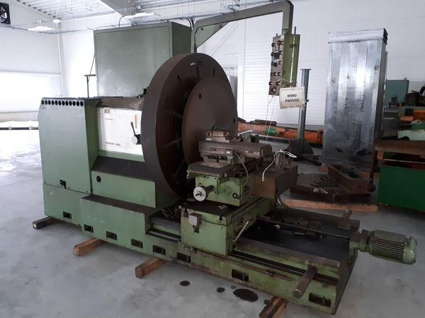 Tadu Engine Lathe Variable FS 750