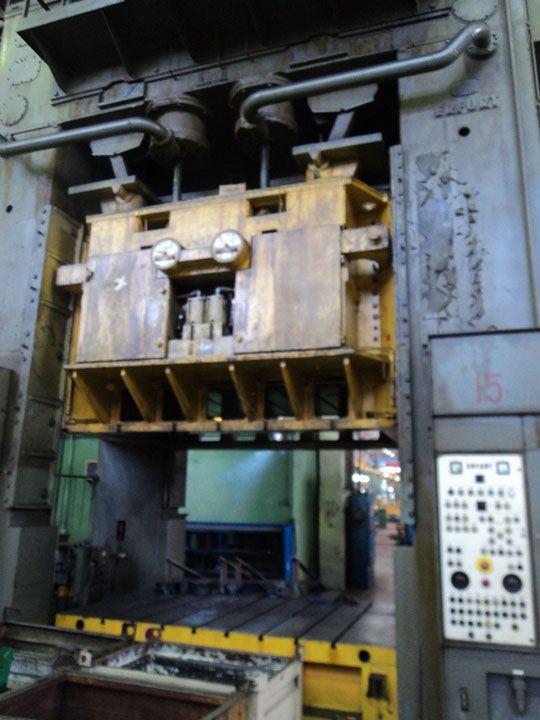 Erfurt PKnVT VI 800 1/3150 FS 500 Ton