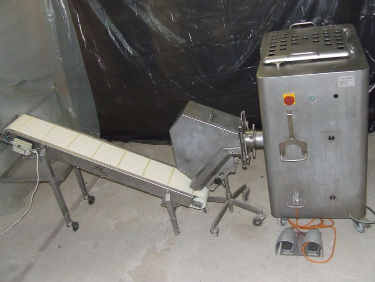 Mado MEW 621 Mincer Mixer with Portioner