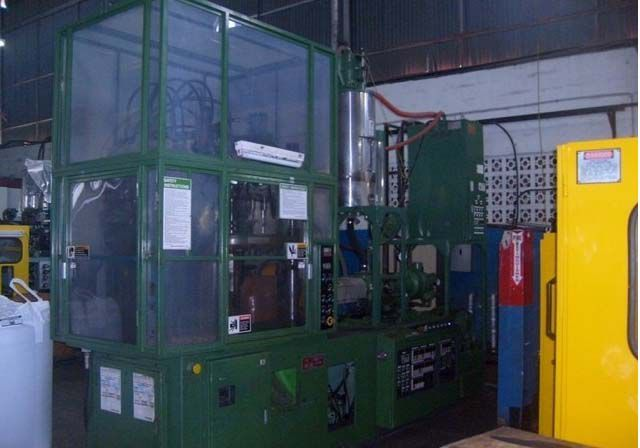 Nissei ASB 100H, Blow Molding Machine
