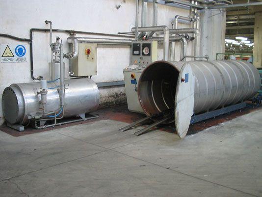 Obem VFV 410 Steaming with Boiler