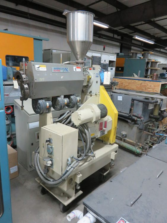 American Kuhne AK125, Portable Extruder