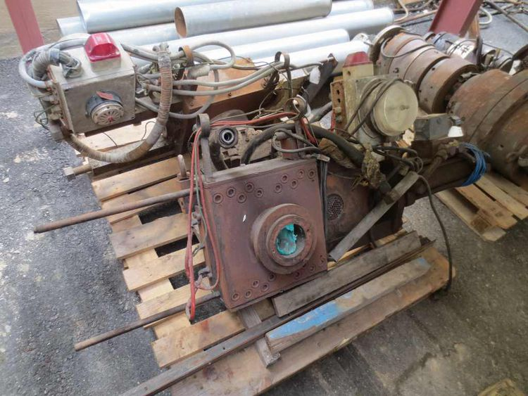 Others 90MM GT-1979 hydraulic filter changer, 2 Breckers 90mm