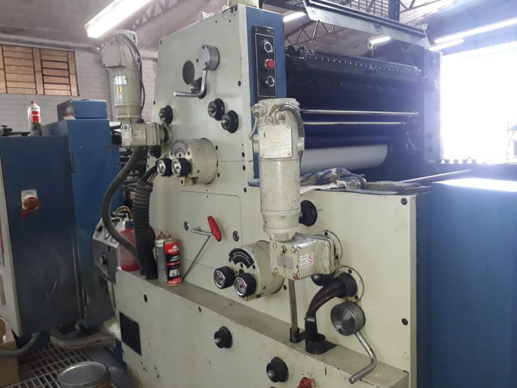 KBA Rapida 72, Offset 520 x 720 mm