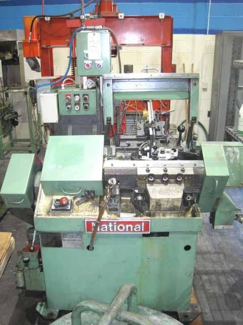 National NATIONAL MACHINERY 0-500 Thread Rollers