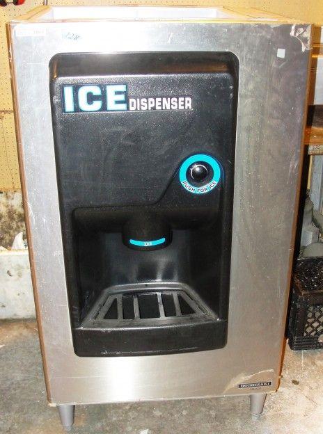 Hoshizaki DB-200H, Ice Dispenser