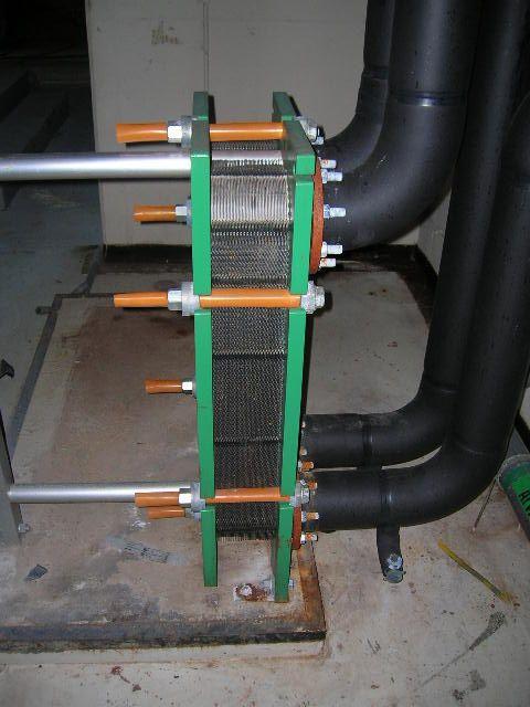 Cetetherm CT160-MP/47 Heat Exchanger