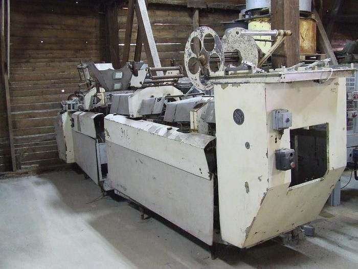 BTK 10A Packaging and filling machine