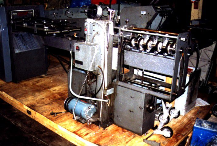 Rosback 202, Booklet Maker