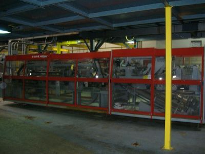 2 Ocme 60, TRAY FORMER PACKER WRAP-A-ROUND CASE PACKER