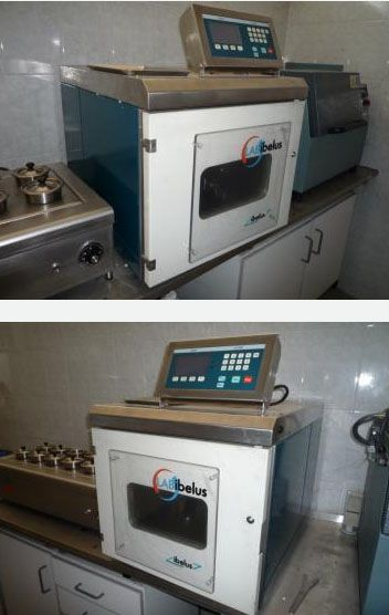 Others Lab Dyeing Infra Red