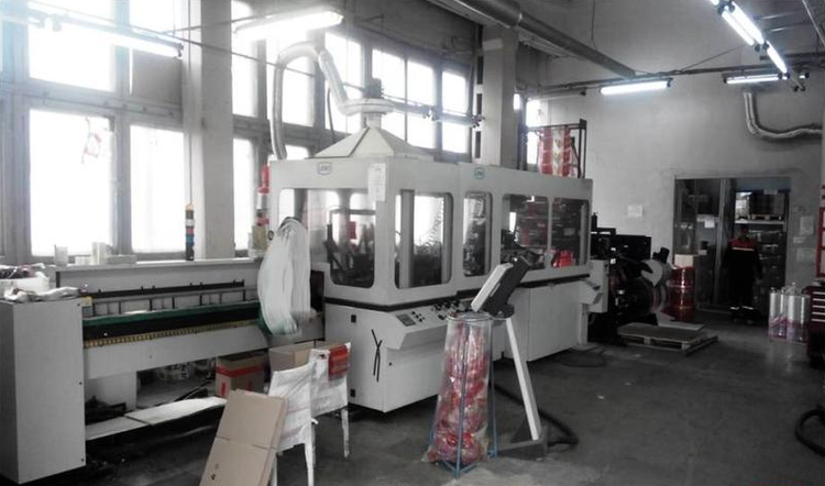 Lemo Intermat IL 600 CN Bag making machine