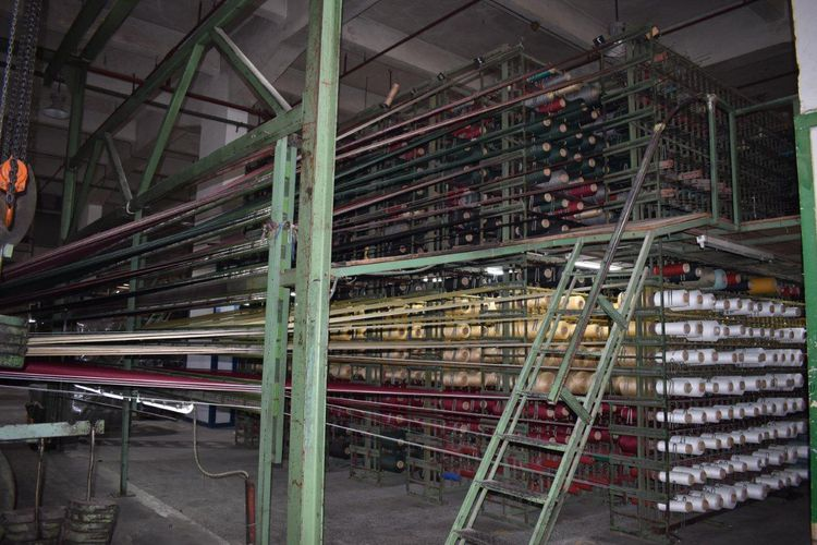 4 Van de wiele ADR62 400 Cm Carpet Looms