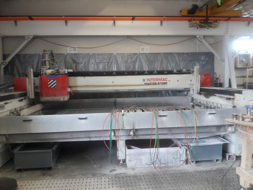 Other MASTER STONE 1500 OT CNC MACHINING CENTER