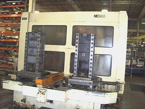Leblond  Makino CNC HORIZONTAL MACHINING CENTER Model MC1513 4 Axis