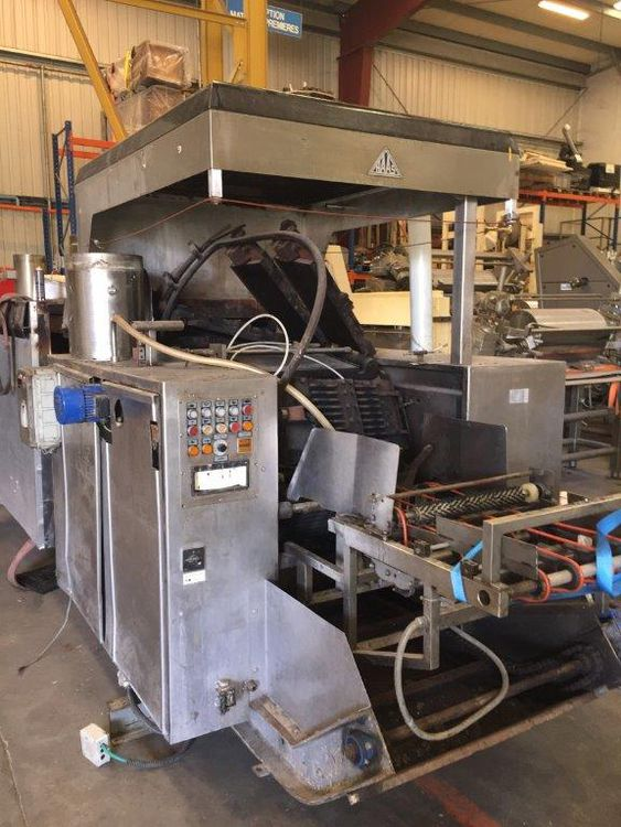 Haas SWAK 48 Wafer line