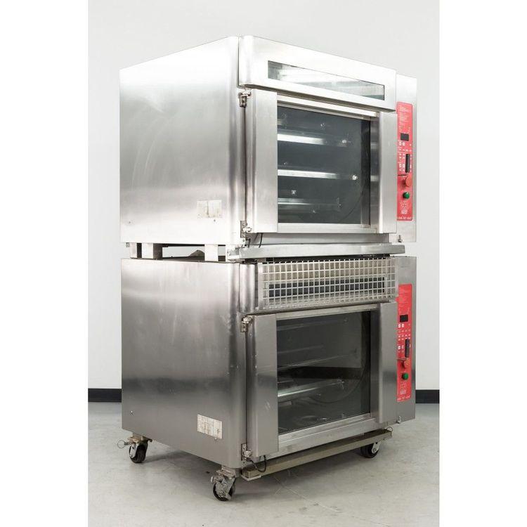 Hardt Inferno 3000 Double Deck Gas Rotisserie Oven