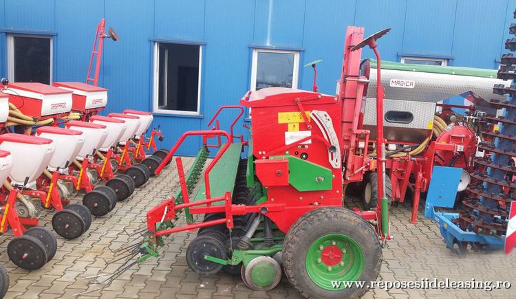 Others Polonez D DUPLO 1000/4 Seed Drill