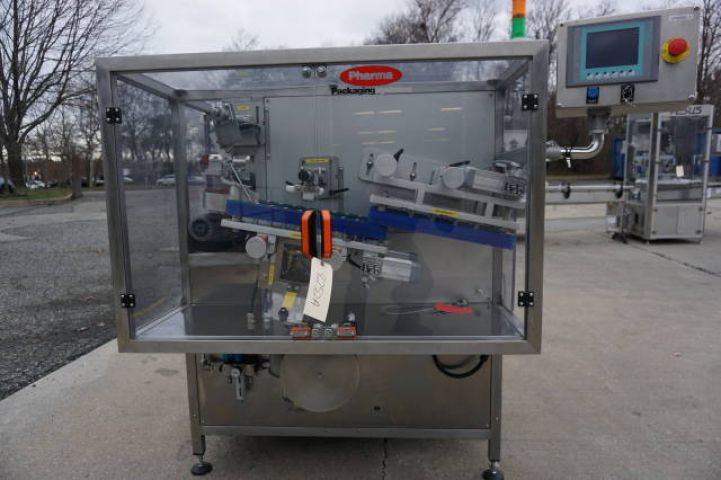 Pharma Packaging Pharma Packaging  PPS-M600 Plastic Bottle Unscrambler