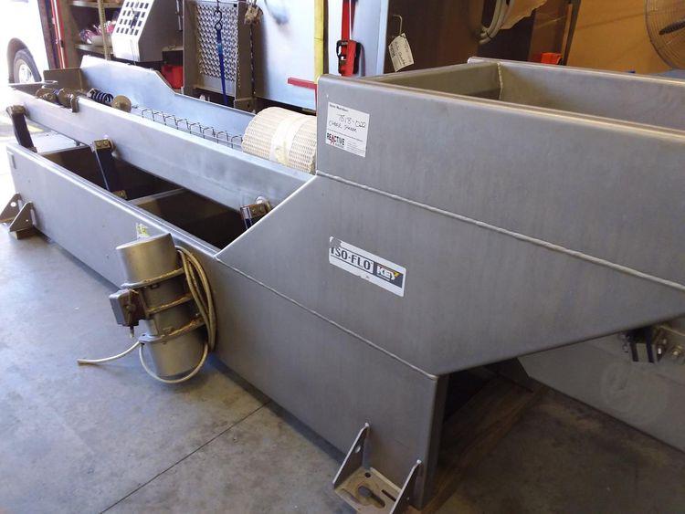 Key Technology Shaker Conveyor