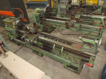 Cholet Engine Lathe 1600 rpm 550
