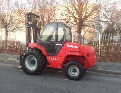 Manitou M26-2 Rough Terrain Forklift 2,600 kg