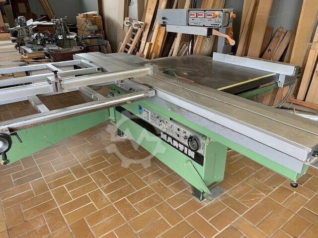 Martin T42, Sliding table saw
