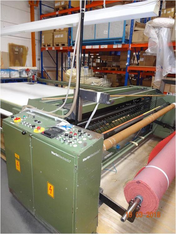 Others Fabric cutting machines