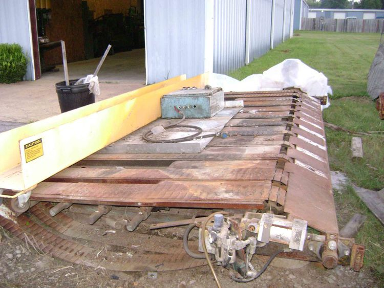 Others Continental 12' Shear Conveyor