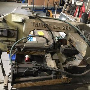 Thomas 260 Band saw Semi Auto