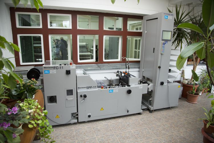 Horizon VAC 100 A + SPF11 + FC11, Collator