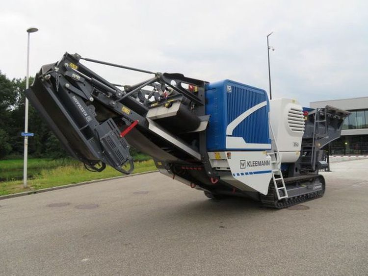Kleemann 110R EVO Mobile crusher