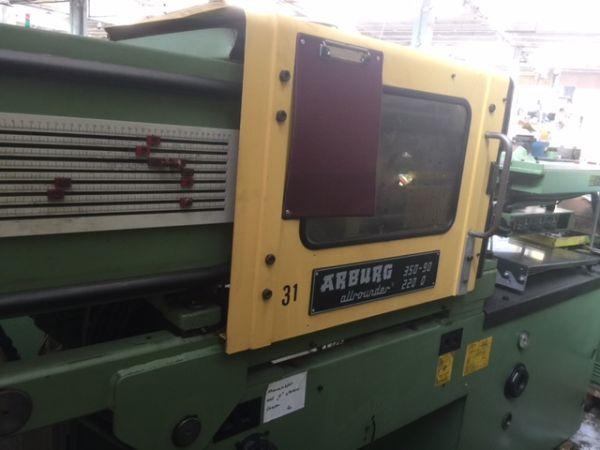 Arburg 220D 350-90 35 T