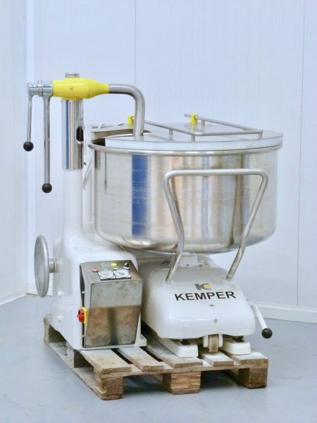 Kemper F125 aSL MIXERS