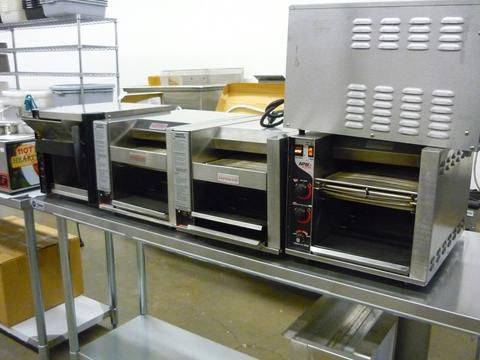 APW AT-10 CONVEYOR COMMERCIAL TOASTERS