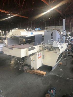 McDowell 201 LH , Hot Melt Case Erector