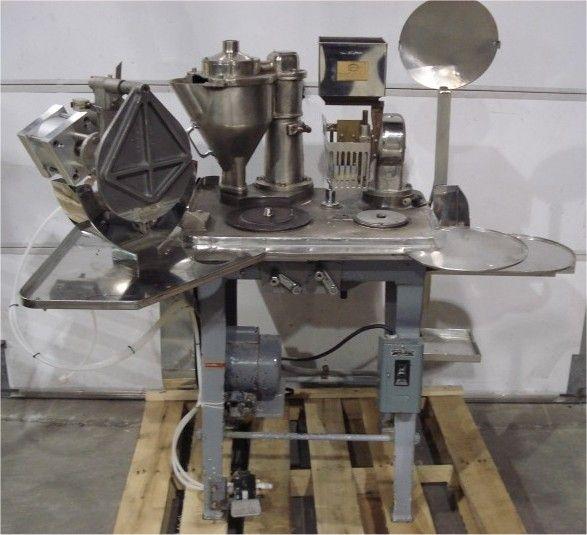 Elanco 8  Semi-Automatic Capsule Filler
