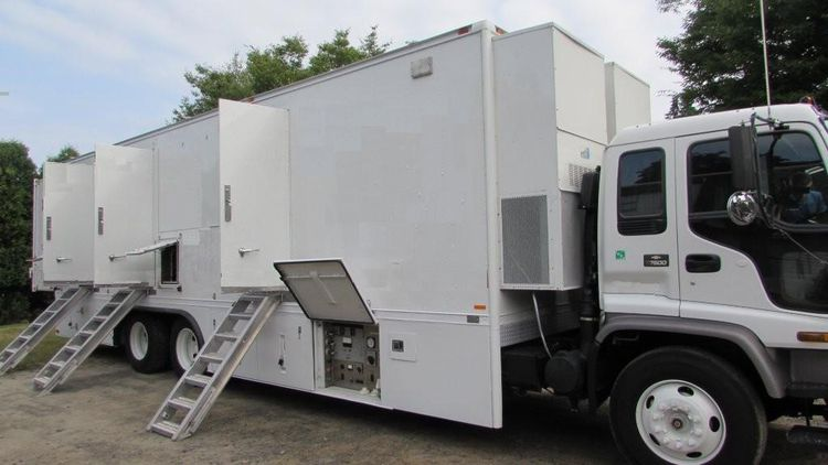 Chevy T7500 Production Truck